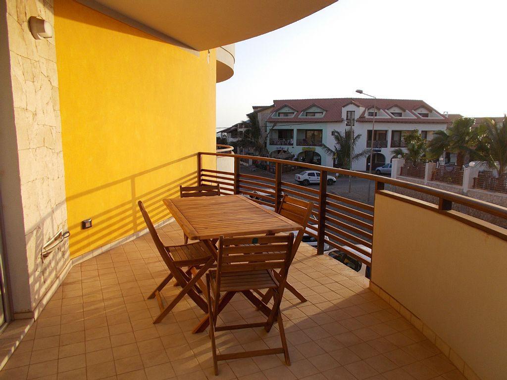 Balkon zum Chillout